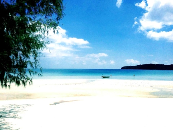 land for sale in Koh Rong Samloem in Cambodia