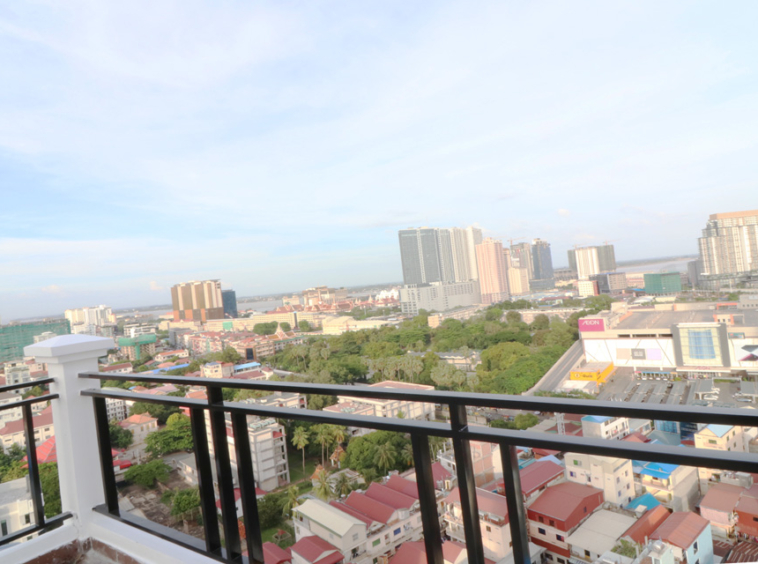 1 bedroom apartment for rent serviced apartment for rent in Phnom Penh