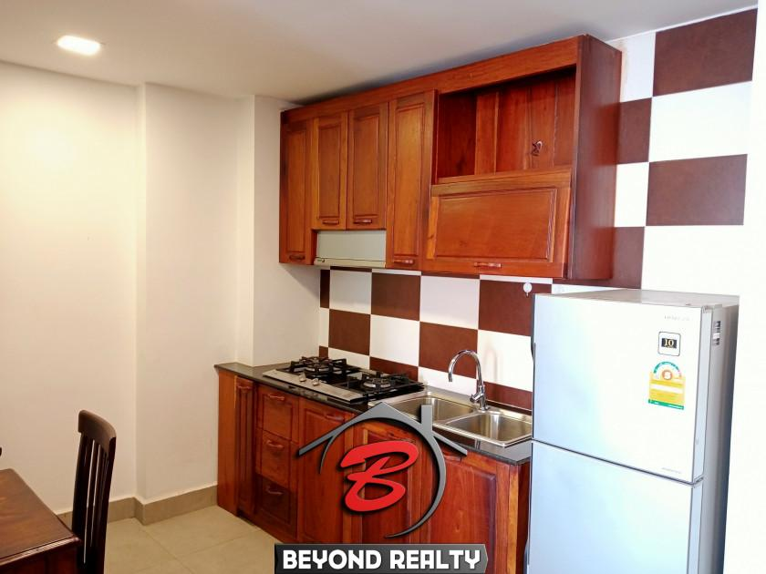 serviced apartment for rent in Tonle Bassac in Phnom Penh