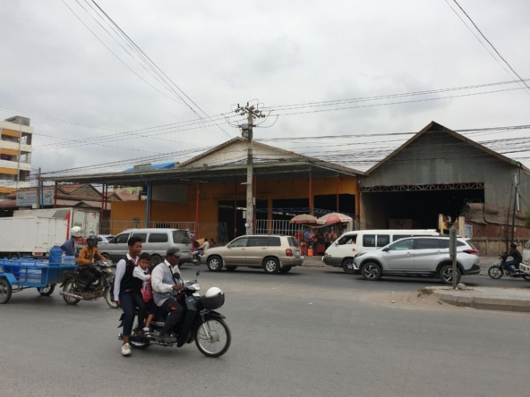 warehouse for rent in Chaom Chao in Por Sen Chey in Phnom Penh