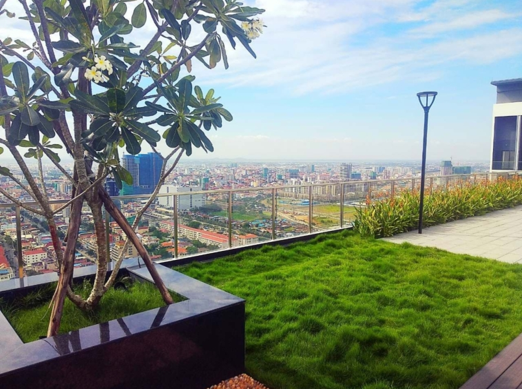 condo for rent and for sale in Veal Vong in 7 Makara in Phnom Penh Cambodia