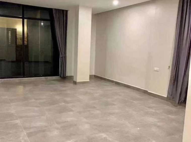 interior of apartment building for rent in Sihanoukville