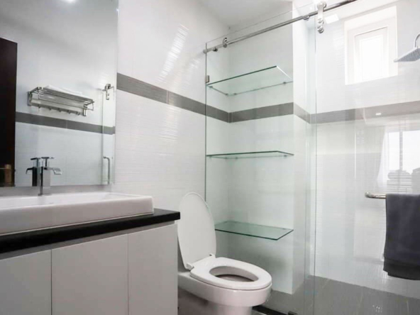 serviced apartment for rent in Toul Tom Poung in Phnom Penh (6)