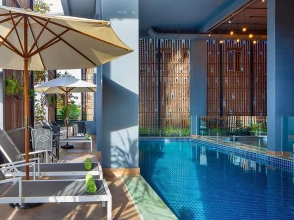 serviced apartment for rent in Toul Tom Poung in Phnom Penh Cambodia