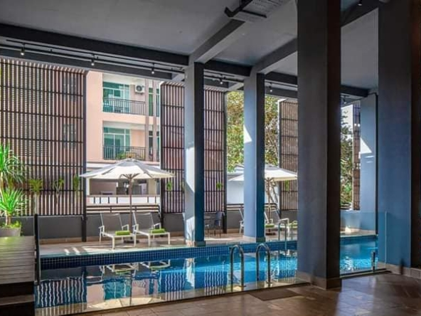 serviced apartment for rent in toul Tom Poung in Phnom Penh Cambodia (2)