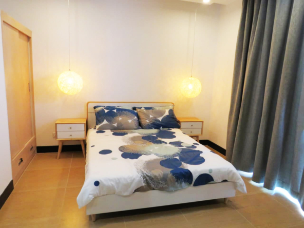 1br flat for rent in Toul Tom Poung Russian Market Phnom Penh Cambodia (3)