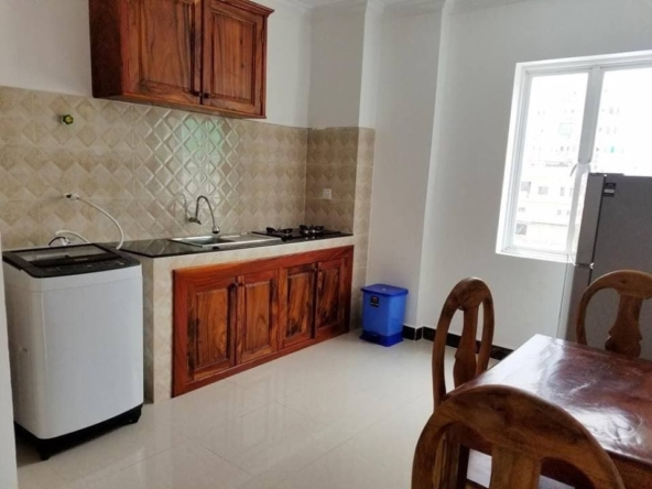 1br serviced flat for rent in Toul Tom Poung Phnom Penh Cambodia (3)