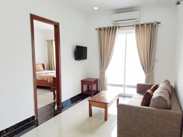 1br serviced flat for rent in Toul Tom Poung Phnom Penh Cambodia (7)