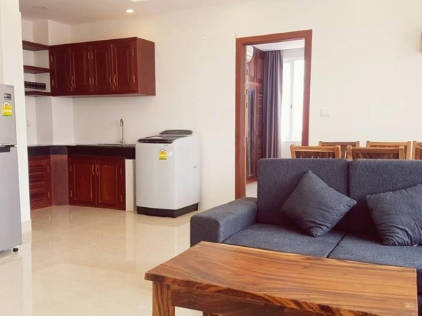 2-bedroom spacious serviced apartment rental in Toul Tom Poung (3)