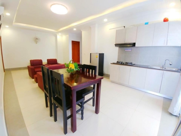 2br flat for rent in Toul Svay Prey near Toul Tom Poung and BKK3 in Phnom Penh Cambodia (6)