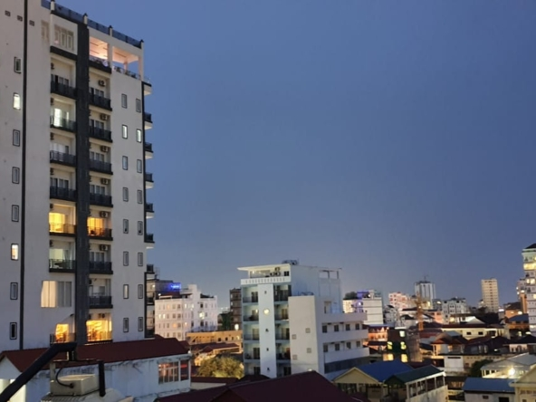 2br serviced apartment for rent in Sangkat Toul Tom Poung in Phnom Penh Cambodia (6)