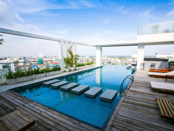 Aura Condominium condo unit for sale (resale) in Daun Penh Phnom Penh riverside (1)