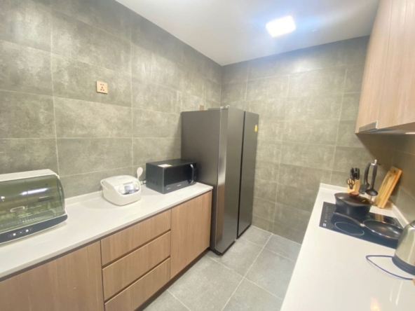 2br spacious luxury serviced condo for rent in Veal Vong 7 Makara Phnom Penh (2)
