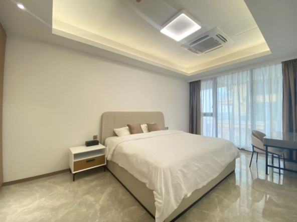 2br spacious luxury serviced condo for rent in Veal Vong 7 Makara Phnom Penh (4)