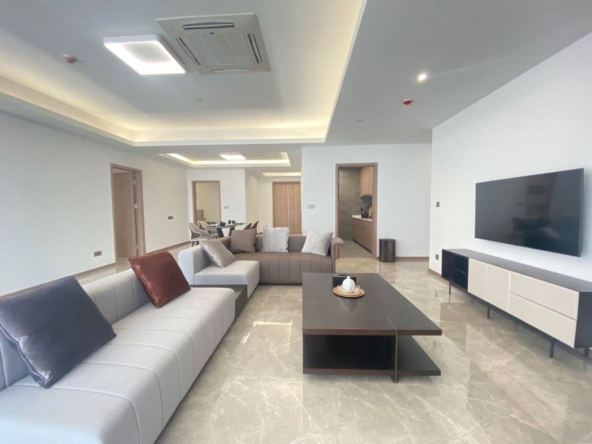 2br spacious luxury serviced condo for rent in Veal Vong 7 Makara Phnom Penh (6)