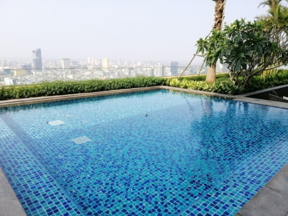 luxury serviced condo for rent in Veal Vong 7 Makara Phnom Penh (7)