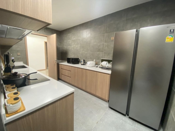 3-bedroom luxury spacious serviced flat for rent in Veal Vong 7 Makara Phnom penh Cambodia (10)