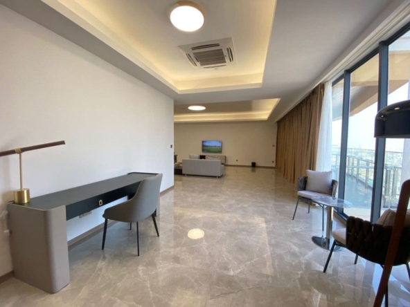 3-bedroom luxury spacious serviced flat for rent in Veal Vong 7 Makara Phnom penh Cambodia (3)