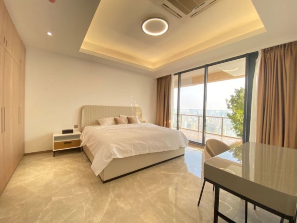 3-bedroom luxury spacious serviced flat for rent in Veal Vong 7 Makara Phnom penh Cambodia (4)