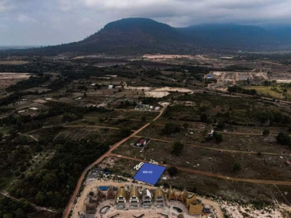 Land for sale in Andoung Khmer Kampot Cambodia (2)