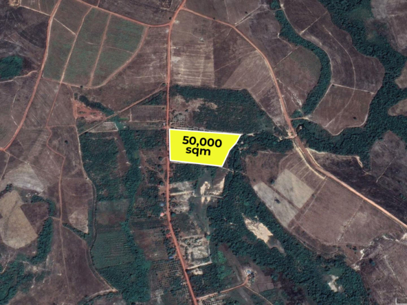 cheap land for sale in Srae Ambel Koh Kong Cambodia (2)