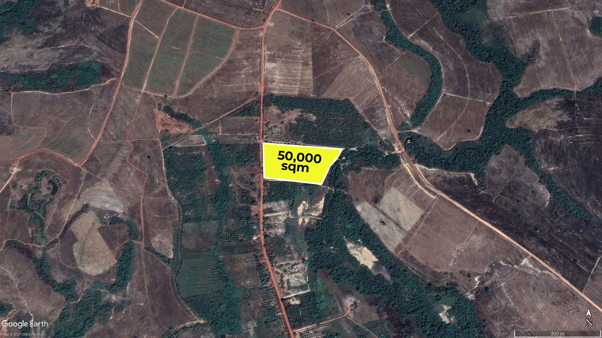 cheap land for sale in Srae Ambel Koh Kong Cambodia