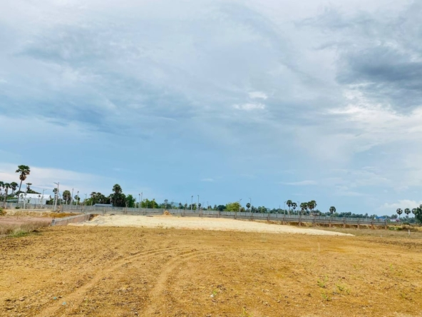 land for sale near Kampot Train Station in Krong Kampot Cambodia (3)