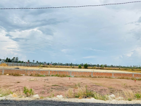 land for sale near Kampot Train Station in Krong Kampot Cambodia (4)