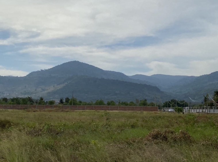 riverside land for sale in Kampot Cambodia