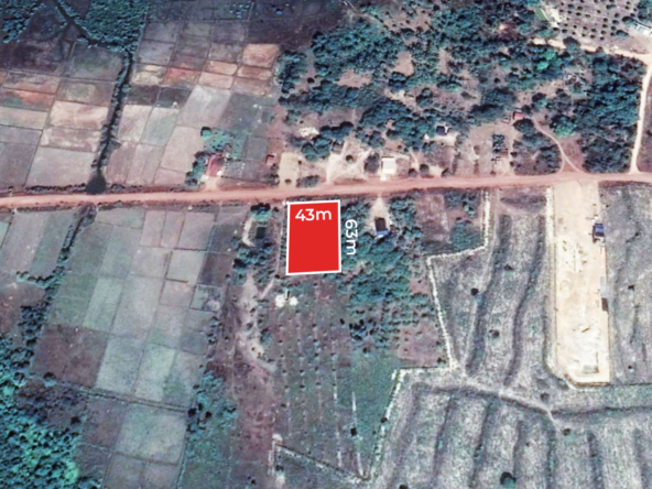 vacant land plot for sale in Srae Ambel