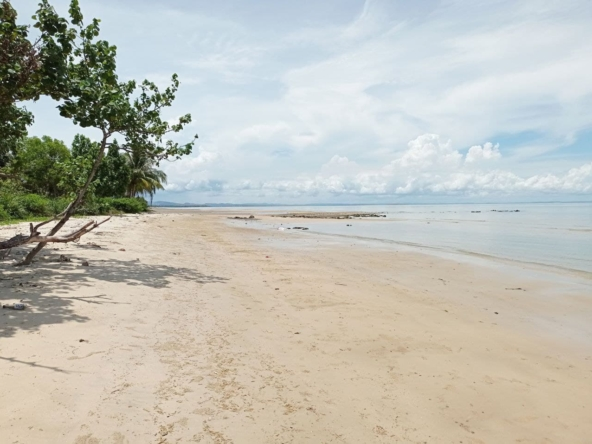 beachfront land for sale in Srae Ambel Koh Kong Cambodia (3)