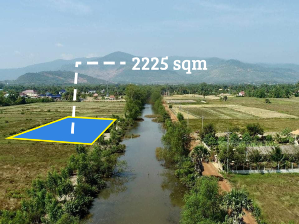 land for sale in Kampot (6a)